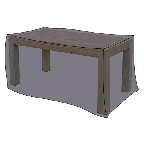 LINDER EXCLUSIV LEX - Telo protettivo Deluxe per tavolo da giardino, 170 x 100 x 71 cm, borsa per il trasporto
