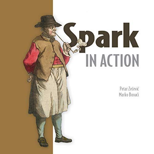 Spark in Action audiobook cover art