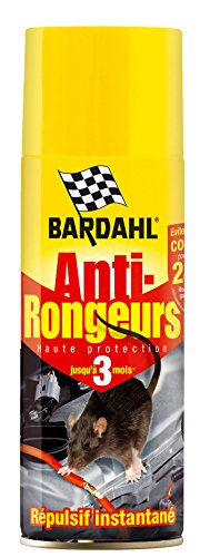 BARDHAL 2004492 Nagetier-Stop Spray, 400 ml