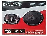 Kenwood KFC-PS6996EX Performance 6x9 INCH 5-Way 700W Car Audio Speakers