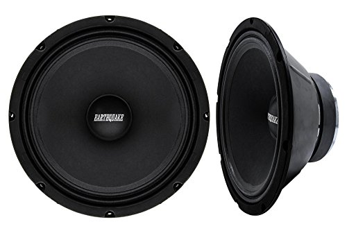 Earthquake Sound SLAPS-M10 10-Inch Passive Radiator for Home or Car Subwoofer