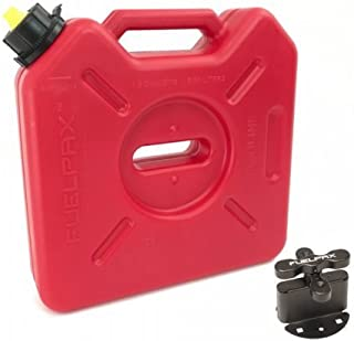 FuelPaX 1.5 Gallon Fuel Container With Mount (1.5 Gallon)