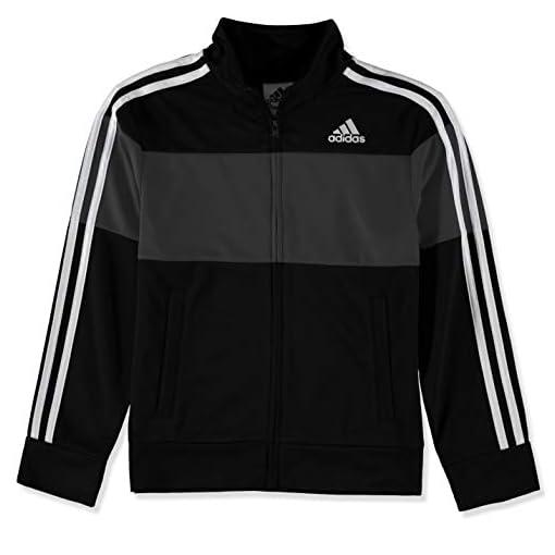 adidas-Boys-Tricot-Warm-Up-Jacket