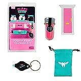Tooth Fairy Tracking Kit- Glaze & Glow- Kit...