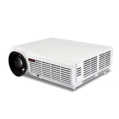 Proyector LIU- Inicio LED Home Office Teatro Negocios Enseñanza HD 1080P, Modo de proyección Proyección Frontal Proyección Proyección Posterior Colgante