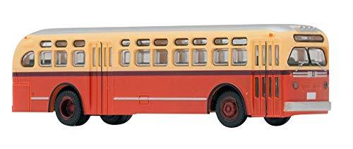 Tomytec 264347 GMC TDH-4512 World Bus Collection Orange/Cream