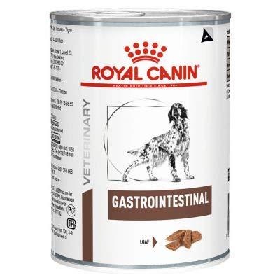 Royal Canin Gastrointestinal- Comida para perros de edad adulta, 400 g (Paquete de 12) ⭐