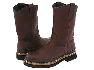 Georgia Boot Georgia Giant Wellington (Brown) Men