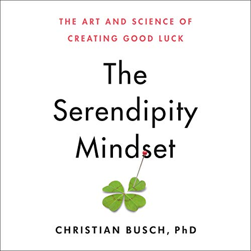 The Serendipity Mindset audiobook cover art