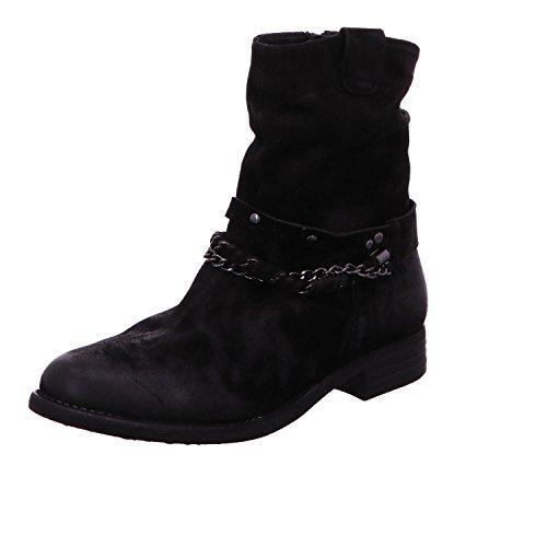 SPM Shoes & Boots Damen Stiefeletten KA17604415-1 schwarz 342088