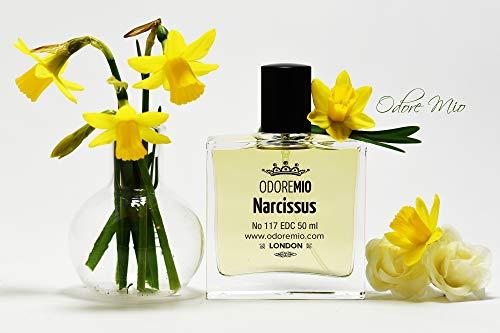 Odore Mio Narcissus Eau de Cologne 50 ml Narzissenparfüm
