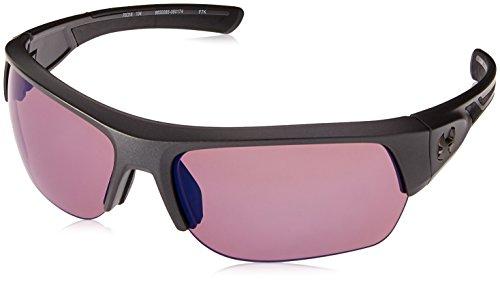 Under Armour Big Shot Sunglasses, Gray / Tuned Golf Lens