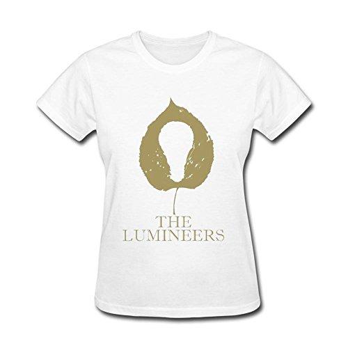 Damen's The Lumineers Album T-Shirt Medium