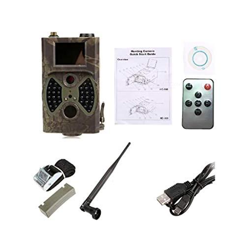 Henan HC300M 1080P 12 MP cámara infrarroja Trail Animal Salvaje Caza Cámaras de visión nocturna