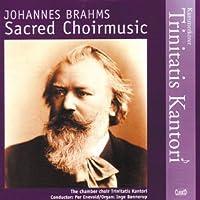 Brahms: Sacred Choir Music