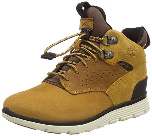 Timberland Unisex-Kinder Killington Chukka Boots, Beige (Wheat Nubuck 231), 38 EU