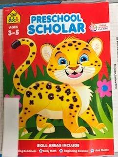 Price comparison product image Preschool Scholar