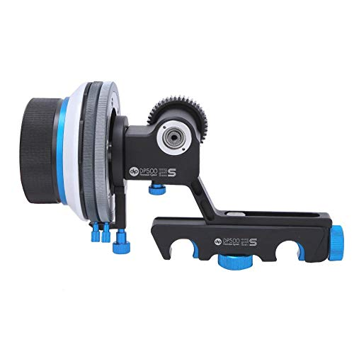 Seguimiento de engranajes estándar 0.8, accesorio de cámara, para C-anon 7D
