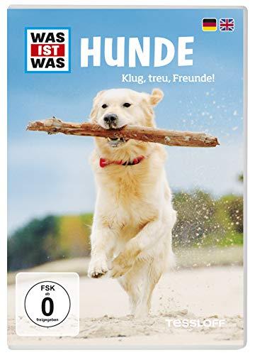 Was Ist Was DVD Hunde. Klug, treu, Freunde!