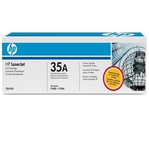 Original Toner für HP CB435A 35A HP Laserjet P1005 P1006 (1500 Seiten)