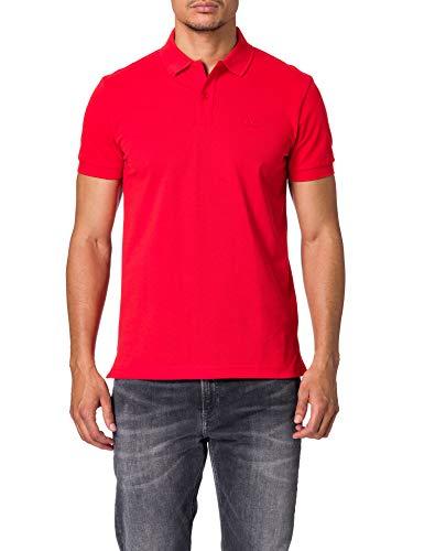 BOSS Herren Piro 10231995 01 Polohemd, Medium Red618, XL