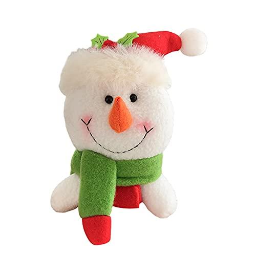 Iswell Navidad Slap Pulseras Brasa Pulsera para Fiesta de Navidad Favores Bandas de Banda Juguetes Santa Claus Snowman Reno