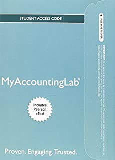 NEW MyAccountingLab® with Pearson eText -- Instant Access -- Prentice Hall's Federal Taxation 2015 Corporations, Partnerships, Estates & Trusts