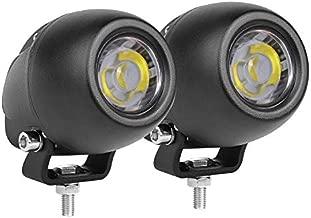 DJI 4X4 2Pcs 2.7 Inch 50W LED Driving Lights LED Pods Round LED Work Light Spot Light Motorcycle Driving Lights Small Fog Lights for Trucks Jeep Off Road SUV ATV UTV Boat