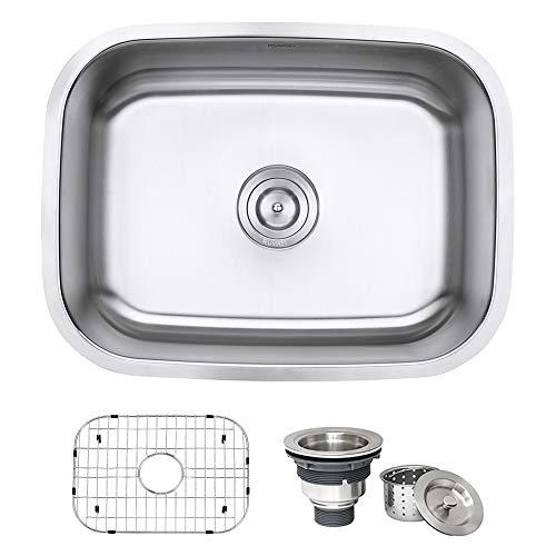 Stainless Steel Kitchen Sink 24″