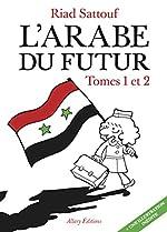 Coffret L'Arabe du Futur - Tome 1 et tome 2 de Riad Sattouf