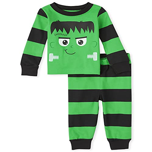The Children's Place Halloween 2 Piece Snug Fit Cotton Pajamas Only $7.98