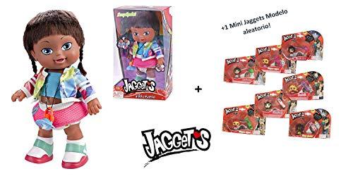 JGGETS Jaggets - Muñeca Suzy Sprint 14