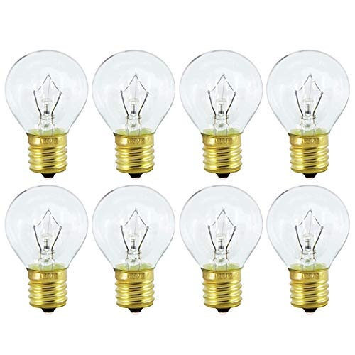 Lava Lamp Bulbs ,8 Pack 25 Watt The Lava Original...