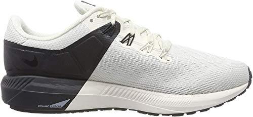 Nike Herren Air Zoom Structure 22 Laufschuhe, Mehrfarbig (Phantom/Gunsmoke/Oil Grey 001), 48.5 EU