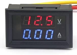 DROK 100173 DROK DIN Rail Digital Multimeter AC Voltmeter Ammeter Power Energy KWh Meter Power Factor Accumulation Time Monitor Multifunction Meter