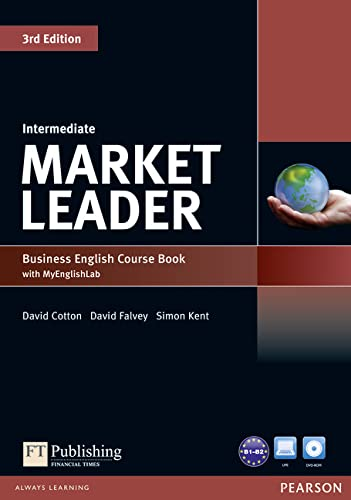 Market Leader 3rd Edition Intermediate Coursebook with DVD-ROM and MyLab Access Code Pack, m. 1 Beilage, m. 1 Online-Zug: Industrial Ecology