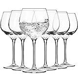 Krosno Copas para Cóctel Gin Balón Agua | Conjunto 6 Piezas | 570 ml | Harmony Collection Casa,...