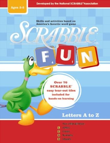 Scrabble Fun: Letters A to Z (Scrabble Fun Series) (Two And Three Letter Scrabble Words With Z)