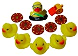 Water Sports Chuck The Duck Party Pool Outdoor Game