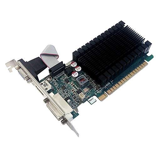 PNY GeForce GT 710 1024MB GDDR3 DVI-D VGA HDMI in, 6783278, Mehrfarben