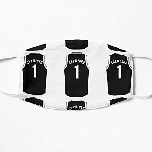 Jamal Crawford Jersey Mask