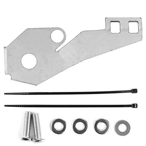 Práctico protector de interruptor de caballete lateral para motocicleta(white)