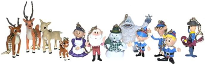 Rudolph the Red Nosed Reindeer 2003 Holiday Clip on Collection