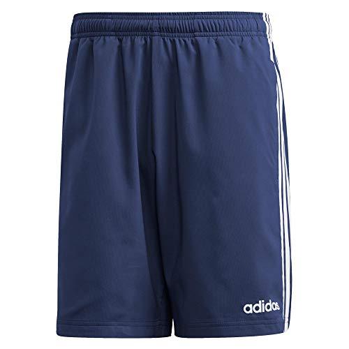 adidas E 3S Chelsea, Pantaloncini Sportivi Uomo, Tech Indigo/White, XL