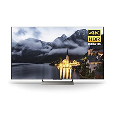 Sony XBR55X900E 55-Inch 4K Ultra HD Smart LED TV (2017 Model), Works with Alexa