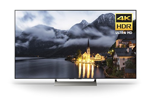 Sony XBR65X900E 65-Inch 4K Ultra HD Smart LED TV (2017 Model)