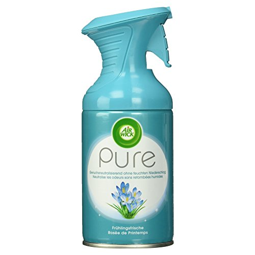 Air Wick Premium-Duftspray Pure Frühlingfrische, 250 ml