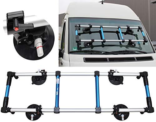 BGS 8817 | Windschutzscheiben-Montagegestell | mit beweglichen Saugern