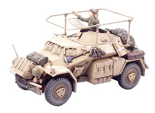 Tamiya 300035268 - Modellino Veicolo Speciale a Motore 223, Carro Armato Spagnolo della seconda Guerra Mondiale Realizzato in Scala 1:35 (2)