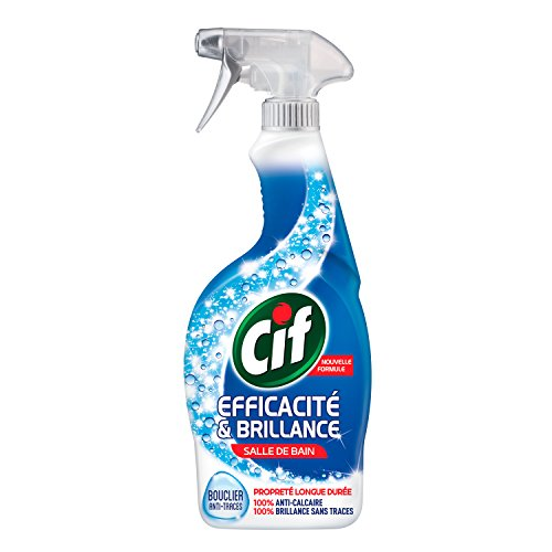 CIF - Eficiencia y brillo de baño, 750 ml